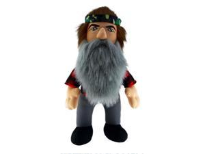 "Duck Dynasty 8"" Plush With Sound Phil"