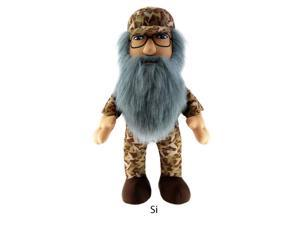 "Duck Dynasty 8"" Plush With Sound Si"