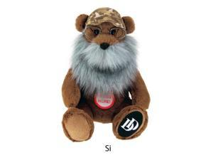 "Duck Dynasty 8"" Bear Plush With Sound: Si"