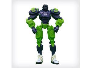 "NFL Seattle Seahawks 10"" Cleatus Fox Robot Action Figure"