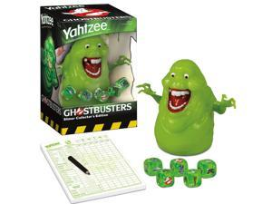 Ghostbusters Slimer Yahtzee Collector's Edition Game