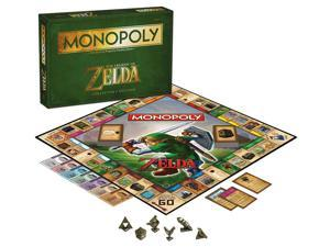 Monopoly Legend Of Zelda Collector's Edition
