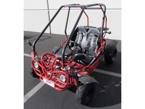 Brand New Junior 125cc Thrasher Go Kart with Electric Start