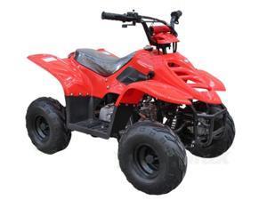 110cc Boulder Sport ATV 4 Wheeler Quad All Terrain Utility Vehicle