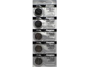 Energizer Battery ECR1616 3V Lithium (5 Per Pack)