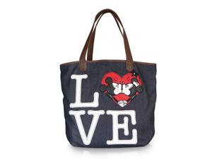 Tote Bag - Disney - Mickey & Minnie Mouse Love Purse Gifts New Anime  wdtb0598