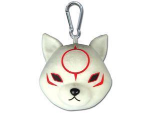 Key Chain - Okami Den - New Chibiterasu Plush Licensed ge37261