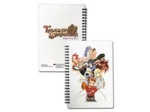 Notebook - Tales Of Symphonia Toys Anime Licensed ge43195