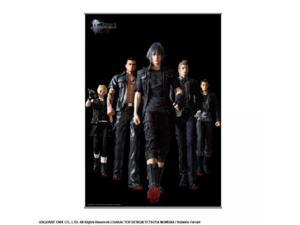 Wall Scroll - Final Fantasy XV - Heroes Art Licensed Gifts Toys New