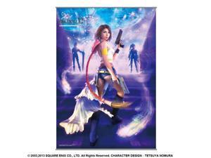 Wall Scroll - Final Fantasy X-2 HD - Yuna Gunner Art Licensed Gifts Toys New