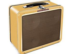 Lunch Box - Fender Bassman Amp Tin Case Licensed Gifts Toys 48086