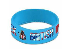 Wristband - Doctor Who - Dalek British Invasion PVC New Gift Toys dw01227