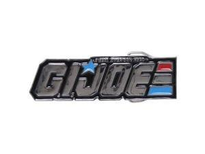Belt Buckle - GI Joe - GI Joe Logo Anime Toys Gifts Licensed bb139141gij