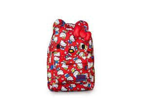 Backpack - Hello Kitty - 40th Anniversary Red  New Licensed sanbk0187
