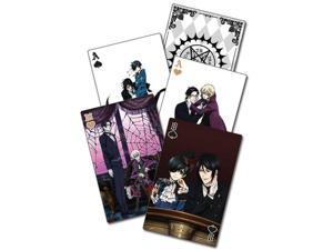 Playing Cards - Black Butler 2 - Play Game Toys Anime Licensed ge51500