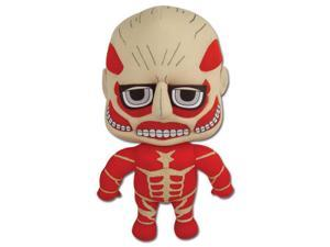Plush - Attack on Titan - New Colossal Titan Soft Doll Toys Anime ge52563