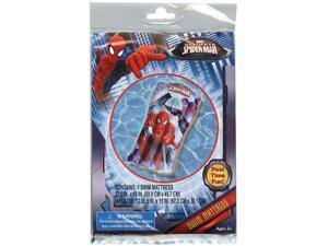 Games - Pool Swim Mattress - Marvel Spiderman Junior Inflatable Raft New