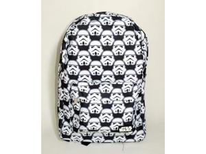 Backpack - Star Wars - Storm Trooper All Over Print Black/White New stbk0009