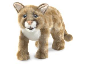 Hand Puppet - Folkmanis - Mountain Lion Cub New Toys Soft Doll Plush 3045