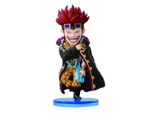 One Piece: Eustass Kid Mini World Collectable Figure