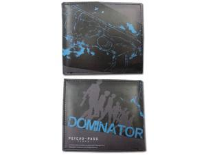 Wallet - PSYCHO-PASS - New Dominator Bi-Fold Anime Toys Licensed ge61808