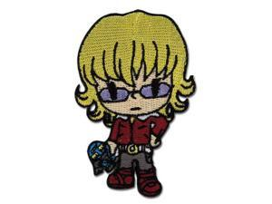 Patch - Tiger & Bunny - New SD Barneby Iron On Gifts Anime Toys ge44037