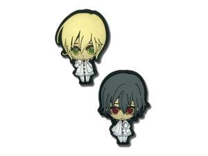 Pin Set - Vampire Knight - New Kaname and Takuma SD Anime Licensed ge6751