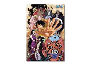 Puzzle - One Piece - New Luffy & Royal Shichibukai (Glow in the Dark) ge53065