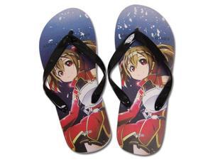 Foot Wear - Sword Art Online - New Silica Flip Flop Slippers 28cm Toys ge74506