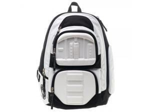 Backpack - Star Wars - Strorm Trooper New Toys School Bag bp2jvzstw