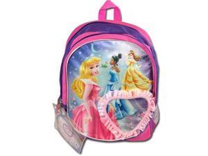 Backpack - Disney - Princess Grisl School Bag New (PR40675SCMU)