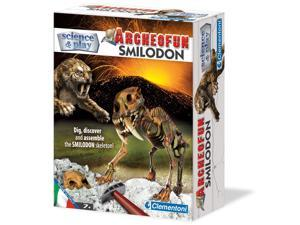 Educational Games - Creative Toys - Science & Play Smilodon Kids 61855