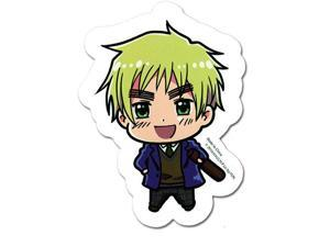 Sticker - Hetalia - SD Chibi England New Anime Licensed ge55140