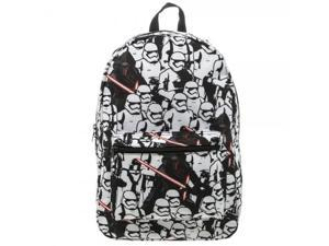 Backpack - Star Wars 7 - Trooper/Kylo Ren Sublimated New Licensed bq39mkstw