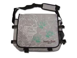 Messenger Bag - Attack on Titan - Chibi SD Characters vs Colossal Line ge11713