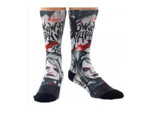 Harley Quinn Arkham Knight Crew Socks