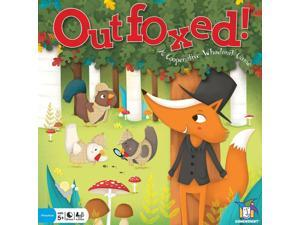 Games - Ceaco Gamewright - Outfoxed! Kids Board New Toys 418