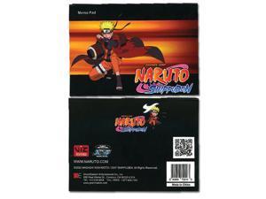Memo Pad - Naruto Shippuden - New Sage Mode Stationery Licensed ge72026