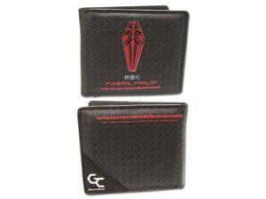 Wallet - Guilty Crown - New Funeral Parlor Bi-Fold Toys Anime Licensed ge61626