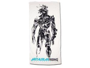 Towel - Metal Gear Rising  - New Raiden (REVENGEANCE) Bath Beach ge58015