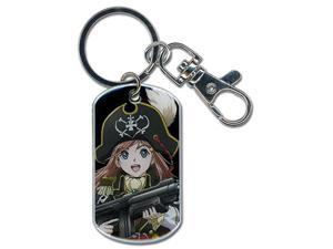 Key Chain - Bodacious Space Pirates - Marika New Anime Licensed ge36517