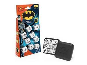 Games - Ceaco Gamewright - Rory's Story Cubes Batman peggable Kids New Toys 6331