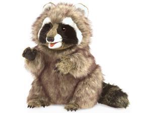 Hand Puppet - Folkmanis - Raccoon New Animals Soft Doll Plush Toys 3075