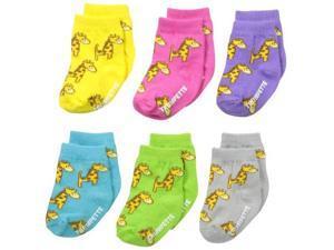 Socks - Trumpette - Gia Giraffe Baby Accessories Rattle 0-12 Medium