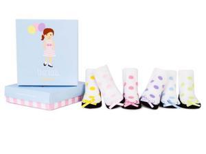 Socks - Trumpette - Tricia's Baby Accessories 0-12 Mos Set Of 6