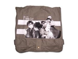 Messenger Bag - Blue Excorcist - Rin, Yukio and Mephisto New Anime ge5756