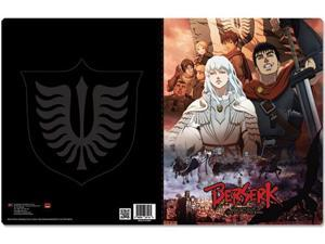 Pocket File Folder - Berserk - New Guts & Griffith Band of Hawks Anime ge26118