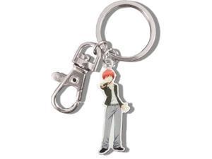 Key Chain - Assassination Classroom - Akabane Karma Metal Anime ge85071