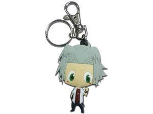 Key Chain - Reborn! - New SD Gokudera Anime Licensed ge85047