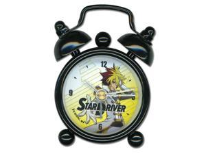 "Desk Clock Mini - Star Driver - New Galactic Pretty Boy 3"" Anime ge19006"